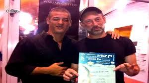 אמיר פרלמן מדבר על הזכיה בפרס הסרט הטוב ביותר בפסטיבל עין יהודית יחד עם גיא דגן עורך הסרט